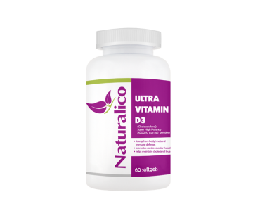 ULTRA VITAMIN D-3 SUPER HIGH POTENCY