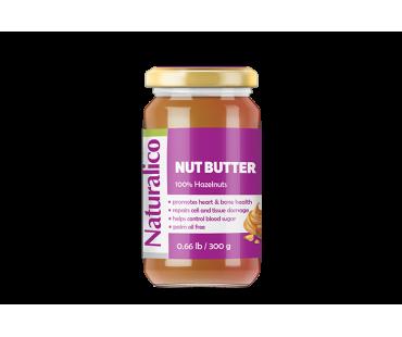 NUT BUTTER 100% HAZELNUTS 300 g