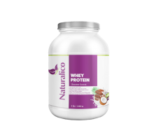 WHEY PROTEIN CHOCOLATE + COCONUT