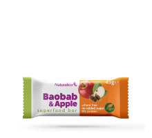 Superfoods Bar - Baobab & Apple