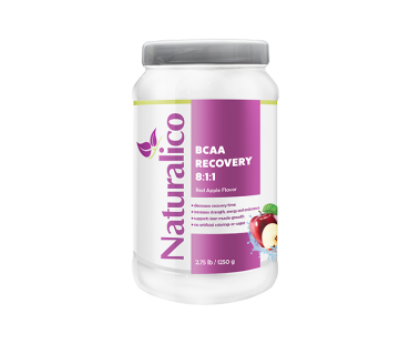 BCAA RECOVERY 8:1:1 RED APPLE 1250 G