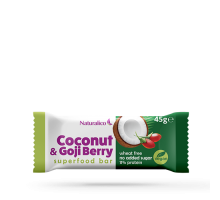 Superfoods Bar - Coconut & Gojiberry