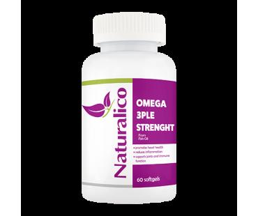 OMEGA 3PLE STRENGTH