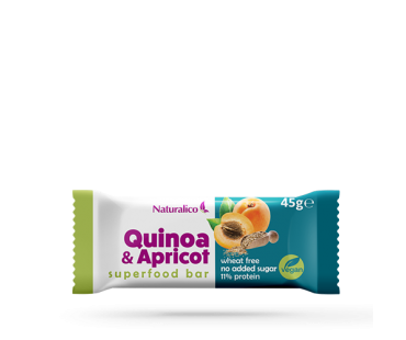 Superfoods Bar - Quinoa & Apricot